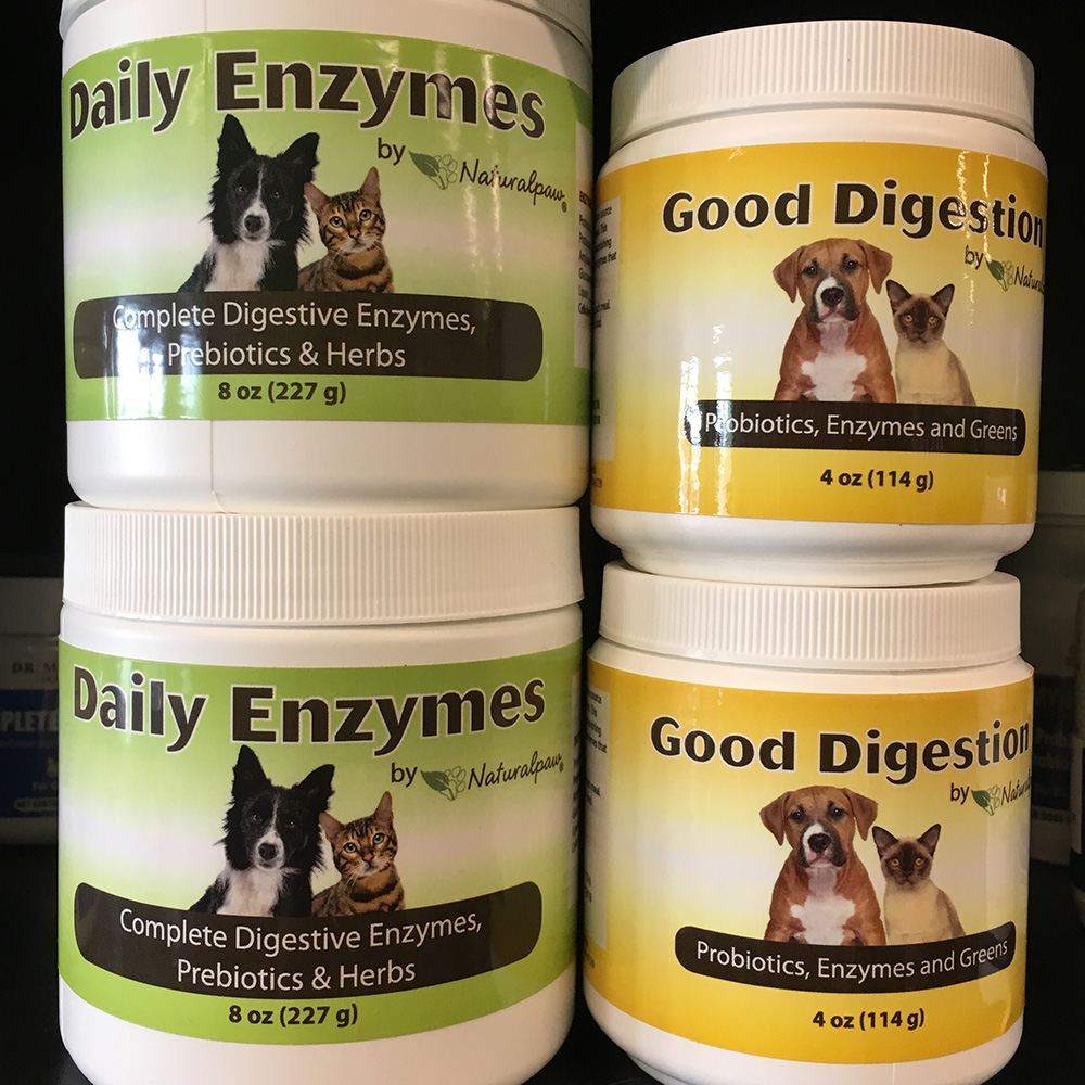 Tail Blazers Products Dog Food Main Menu
